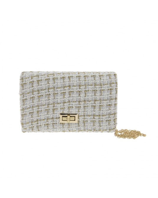 CARTERA TWEED DE ALIBEY